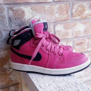 Pink Air Jordans